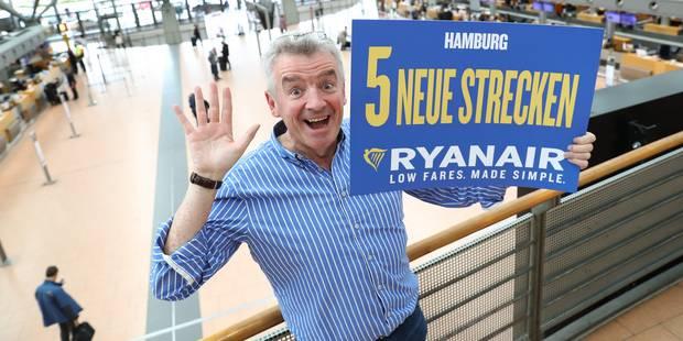 """Fils de bonne famille, provocateur, """"petit con""""... Qui est Michael O'Leary le boss de Ryanair ? - La DH"""