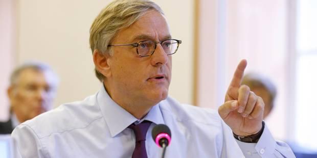 Motion de confiance au parlement bruxellois : V. De Wolf (MR) invite le cdH et DéFI à rejeter la motion - La DH