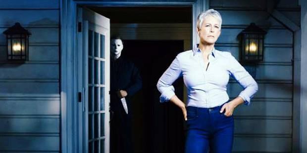 Le cauchemar recommence pour Jamie Lee Curtis - La DH