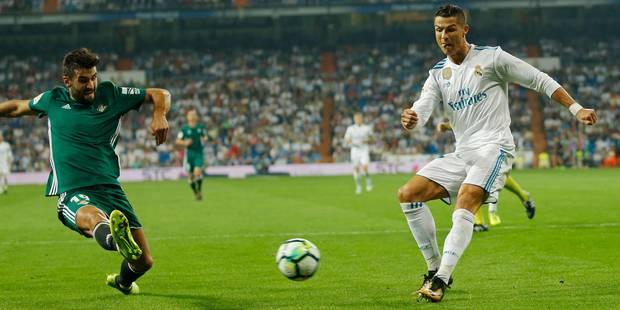 Liga: le Real chute face au Betis (0-1), sa série prend fin - La DH