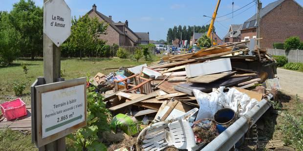 Tournai : Les travaux doivent permettre de limiter les risques d'inondations - La DH