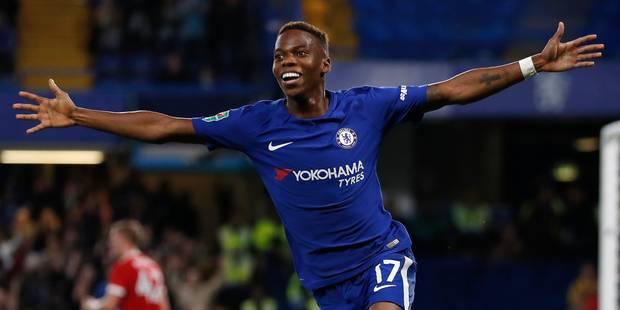 """Enfin l'heure de Charly Musonda Jr. à Chelsea ? """"J'étais en larmes après mon but"""" (VIDEO) - La DH"""