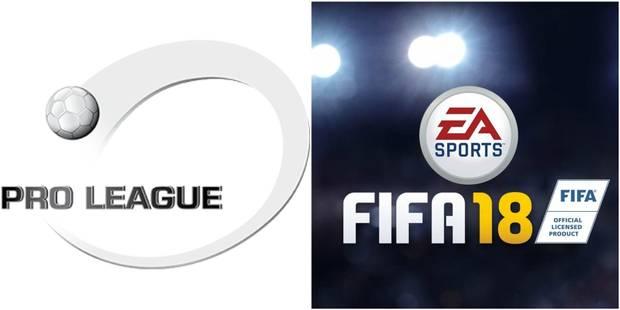 FIFA 18: Voici les meilleurs joueurs de Pro League du jeu ! - La DH