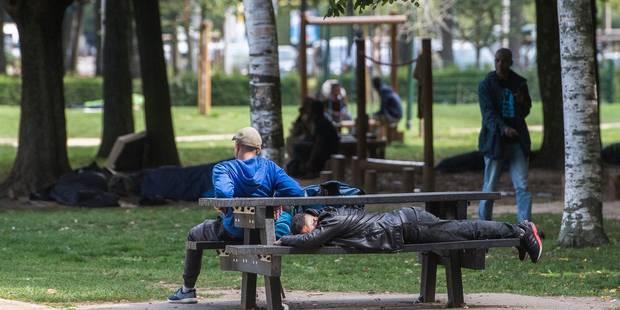 Près de 200 citoyens hébergent des migrants pour les protéger des rafles à Bruxelles - La DH