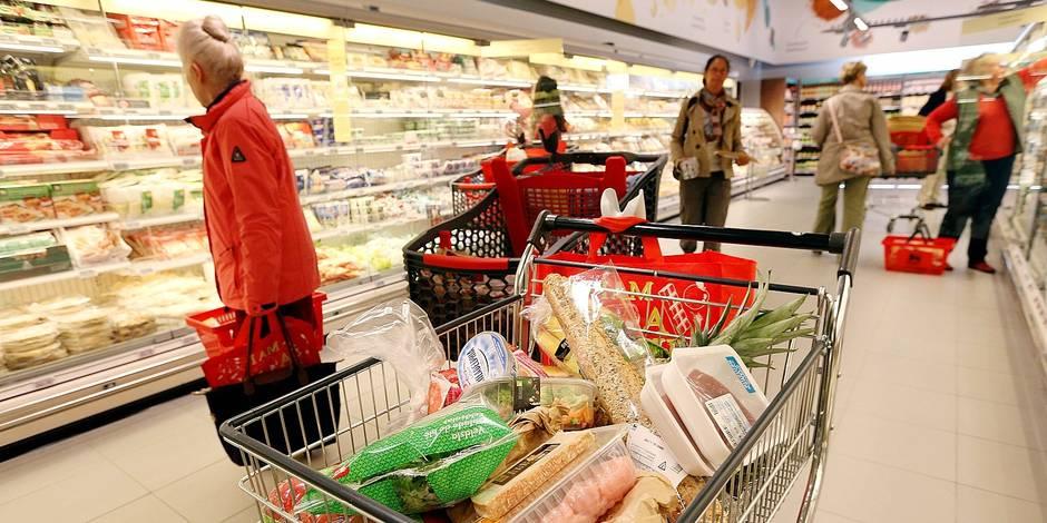 +31% en douze ans, les produits de marque sont devenus trop chers en Belgique ! - La DH
