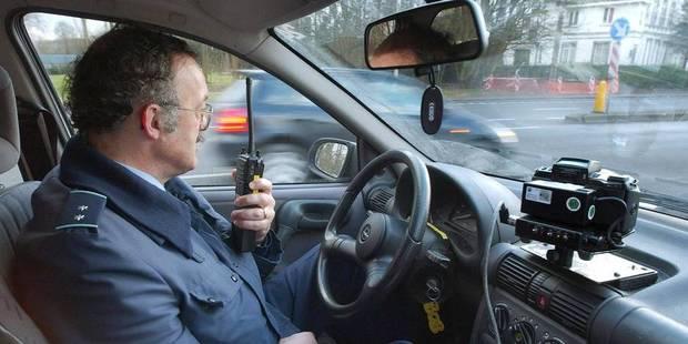 Frasnes-lez-Anvaing: Un véhicule flashé à 113 km/h sur une route à 50 ! - La DH