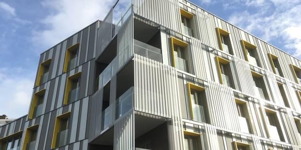 Molenbeek : Dix logements moyens inaugurés - La DH