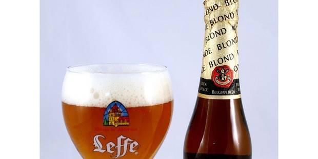 Plébiscitée mondialement, la Leffe repart à la conquête des amateurs de bières - La DH