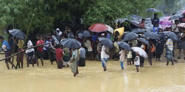 Les réfugiées rohingyas hantées par des viols en réunion - La DH