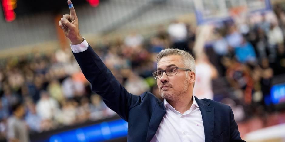 Basket: Première réussie pour Serge Crevecoeur à la tête de Pau