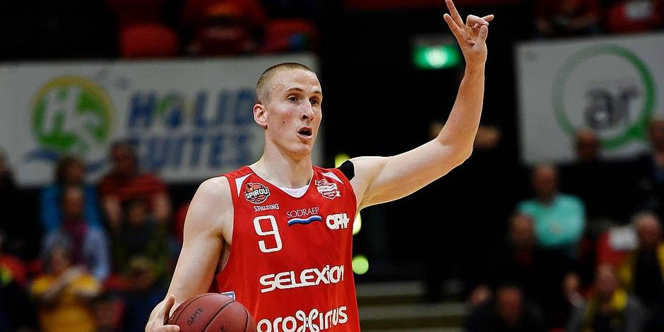 BC Oostende v PS Charleroi - Pro BB League