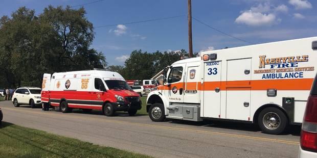 Etats-Unis: un mort et 7 blessés dans une fusillade dans une église du Tennessee - La DH