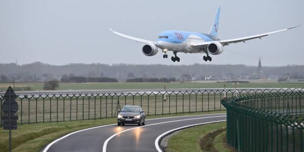 Plus de 124.000 personnes gênées par le bruit des avions à Bruxelles - La DH
