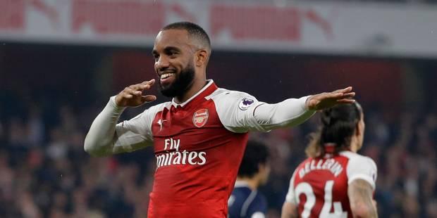 Arsenal domine West Bromwich sans Nacer Chadli (2-0) - La DH