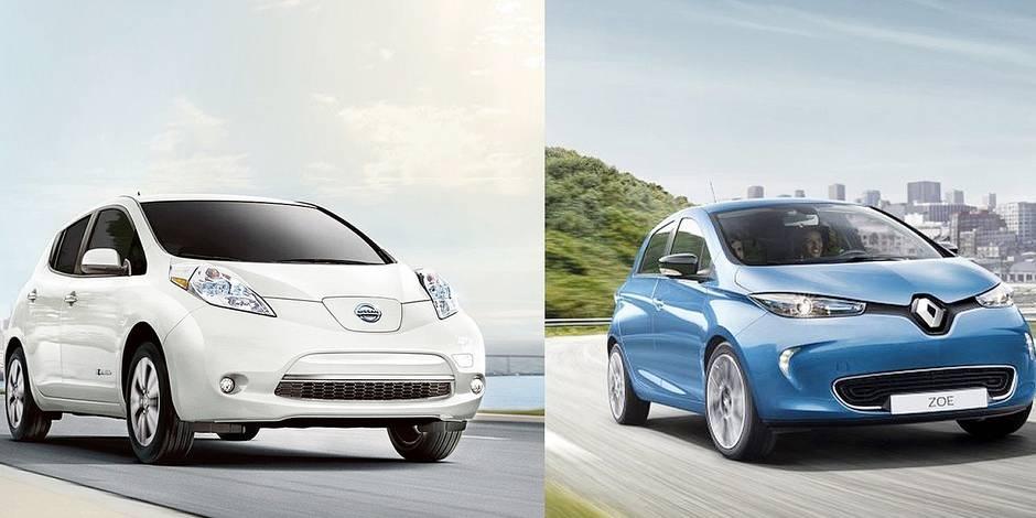 Nouvelle mode mais... Seuls les riches peuvent se payer une voiture électrique - La DH
