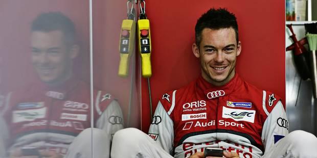 André Lotterer en Formula E - La DH