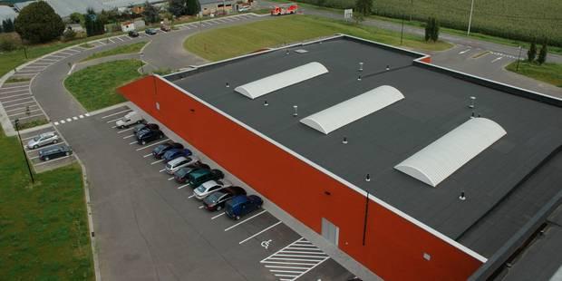 La Ville de Nivelles veut vendre sa caserne - La DH