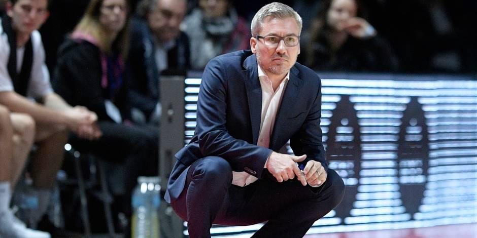 Basket: Serge Crevecoeur continue son début de saison incroyable avec Pau