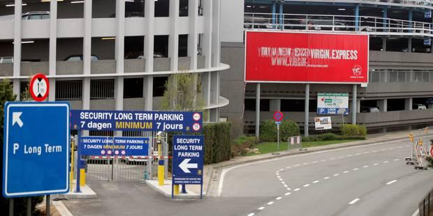Des embouteillages vers Brussels Airport à cause de parkings complets - La DH