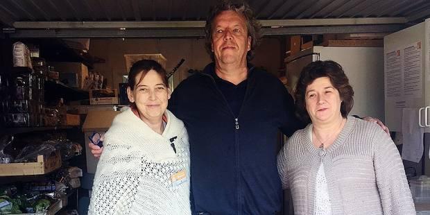 Waterloo: Le frigo solidaire ferme ses portes les WE et jours fériés - La DH