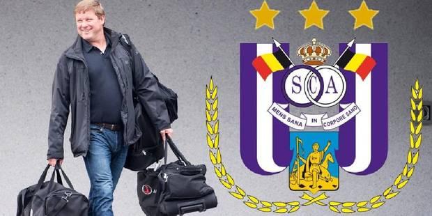 Hein Vanhaezebrouck à Anderlecht: c'est fait ! - La DH