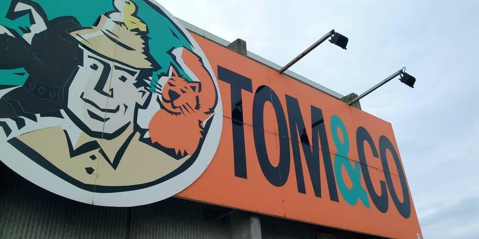 Braquage au Tom&Co de Tubize
