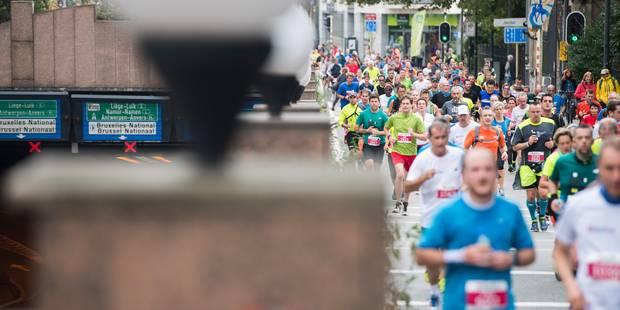 Des embarras de circulation à prévoir dimanche à Bruxelles en raison du marathon - La DH
