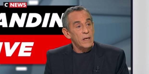 """Ardisson après la polémique sur Laurent Baffie : """"il y a toujours un connard chômeur à Strasbourg qui va balancer un twe..."""
