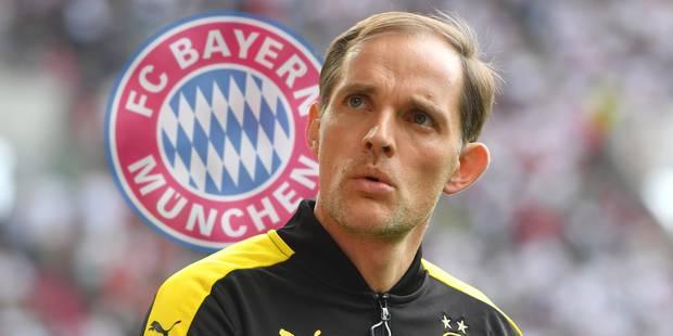 Thomas Tuchel pourrait succéder à Ancelotti au Bayern - La DH