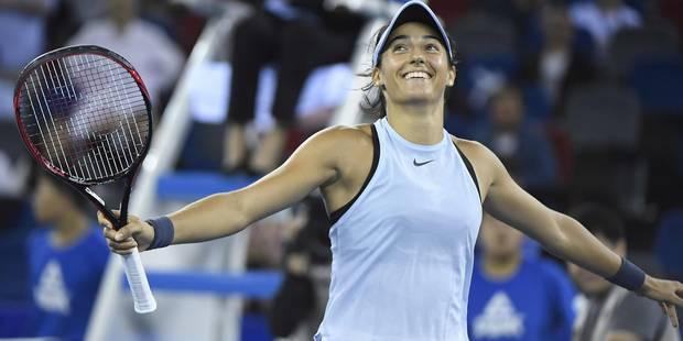 WTA Wuhan: Garcia titrée en battant Barty - La DH