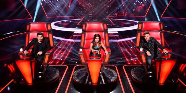 Angelina gagne The Voice Kids - La DH