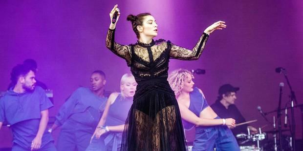 Lorde, la nouvelle icône pop - La DH