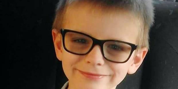 Charleroi : malade, Miguel (9 ans) est un vrai super-héros - La DH