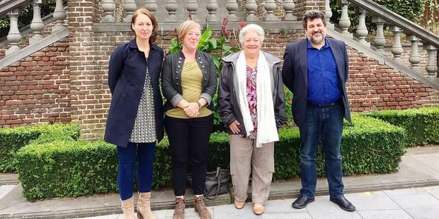 Louvain-la-Neuve: Ecolo dévoile son club des cinq pour 2018 - La DH
