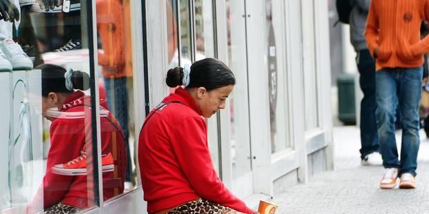 Règlement anti-mendicité à Namur : un vrai flop - La DH