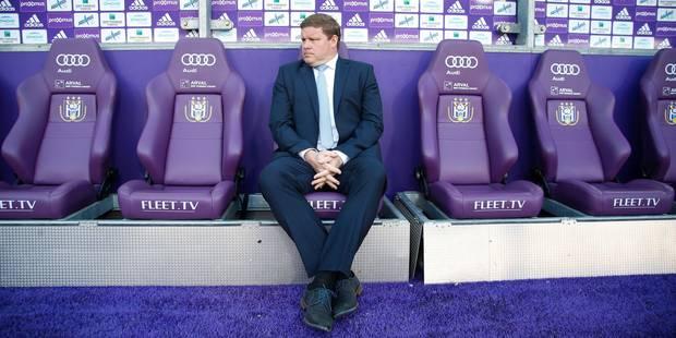 Hein Vanhaezebrouck a signé pour 3 ans à Anderlecht - La DH