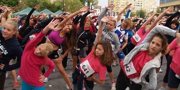 """La Bruxelloise, course """"entre filles et pour une bonne cause"""", est de retour - La DH"""