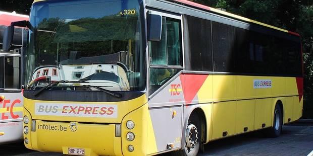 Jodoigne-Louvain-la-Neuve: Ils veulent prendre le bus le week-end - La DH