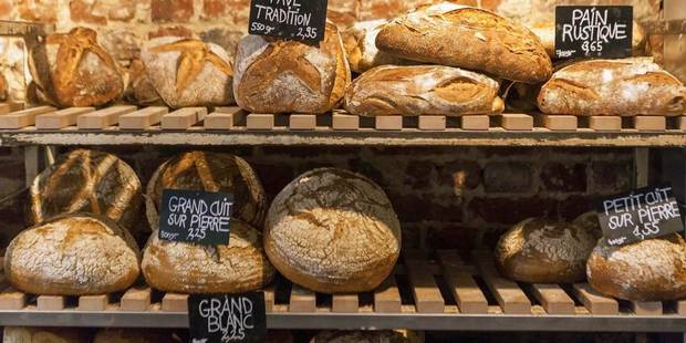 5 adresses où trouver un bon pain au levain - La DH