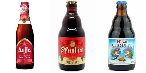 C'est l'automne : les bières? d'hiver sont là - La DH