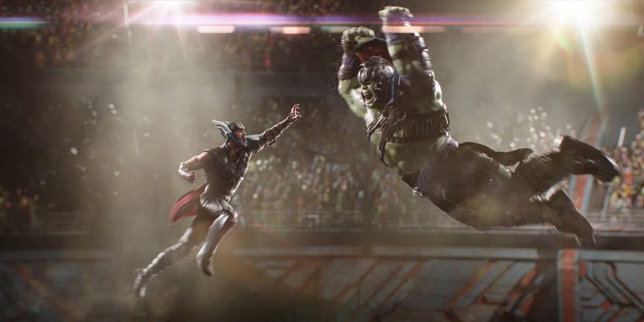 Exclusif! Concours réservé aux abonnés : La DH vous offre des tickets pour Thor : Ragnarok de Marvel en avant-première à...