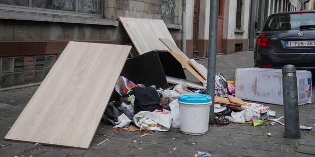 Bruxelles-Ville se lance dans la traque aux inciviques - La DH