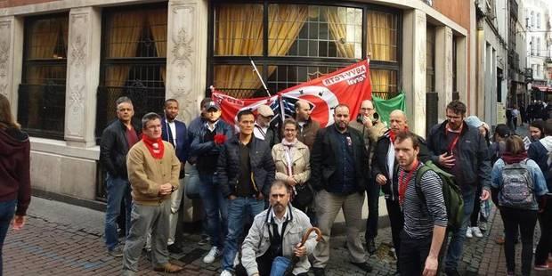 Reprise du travail aux Armes de Bruxelles - La DH