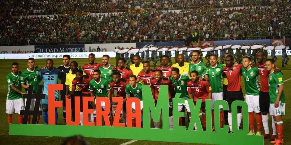 Bol d'air pour les États-Unis, émotion pour le Mexique