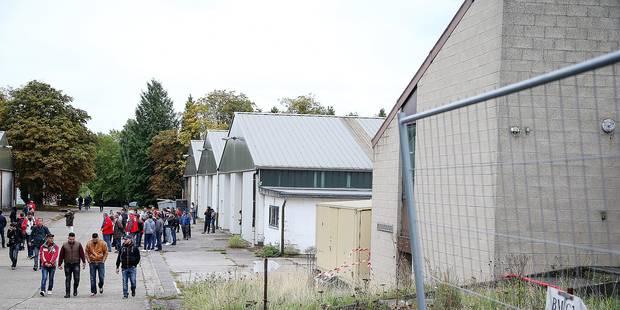 Namur: non, le BEP ne va pas expulser les réfugiés - La DH