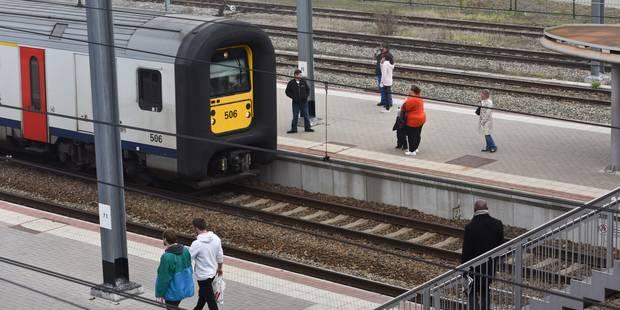 Herrmann-Debroux fermé: découvrez les horaires des trains qui renforcent l'offre entre LLN et Bruxelles - La DH