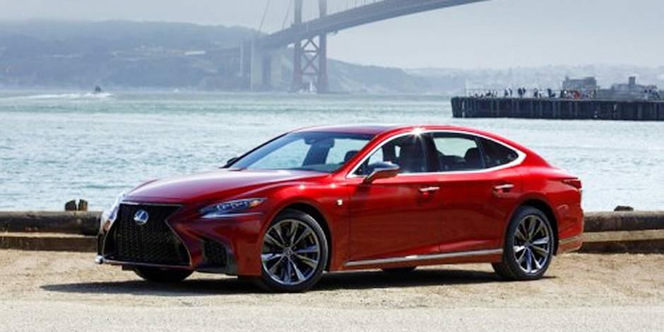 Pas d'hybride plug-in pour Lexus - La DH