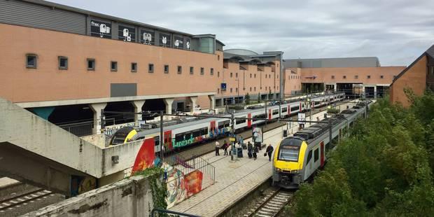 5 trains supplémentaires pour rejoindre Bruxelles - La DH
