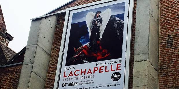 Mons: L'expo phare au BAM est reportée - La DH