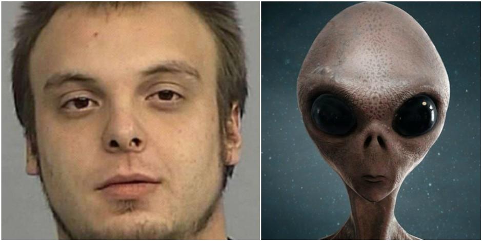 extraterrestre homme du futur